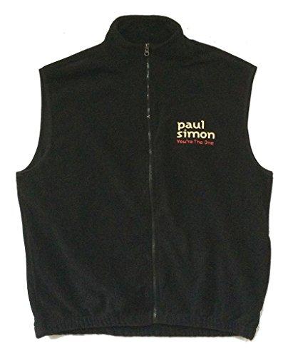 1 Embroidered Fleece Vest - 5