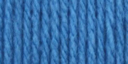 Bernat Super Value Yarn, Solid, 7 Ounce, Hot Blue, Single Ball