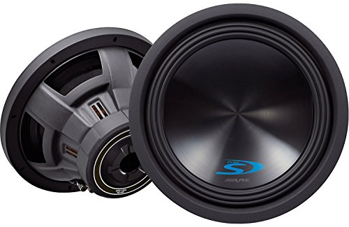 Alpine Type-S SWS-12D4-1500W Peak 12