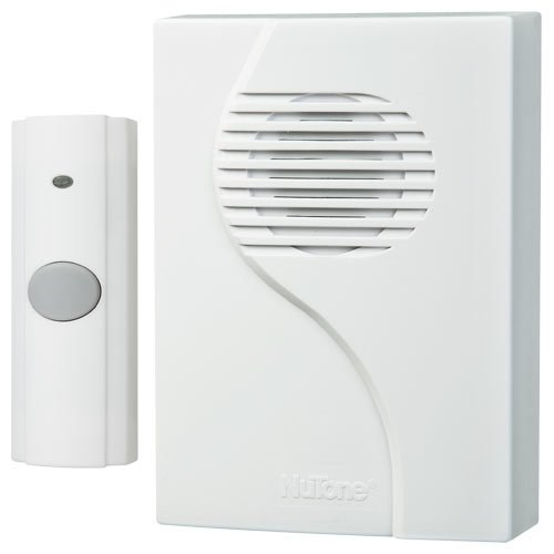 NuTone LA223WG Plug-In Door Chime