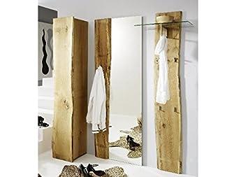 Design Spiegel Hal : Spiegel woodline astor wohnideen lang eiche holz glas massivholz