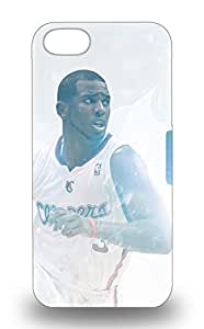 Perfect NBA Los Angeles Clippers Chris Paul #3 Case Cover Skin For Iphone 5/5s Phone Case 3D PC Soft Case