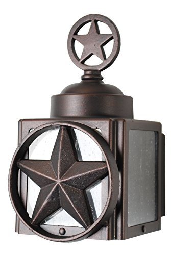 Lone Star Outdoor Wall Light - 4
