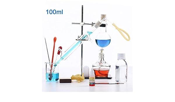 Equipos de destilación de aceite esencial de laboratorio ...