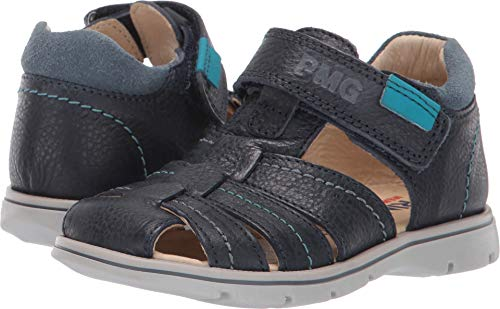 Primigi Kids Boys Shoes - Primigi Kids Baby Boy's PFP 34215 (Toddler/Little Kid) Blue 27 M EU