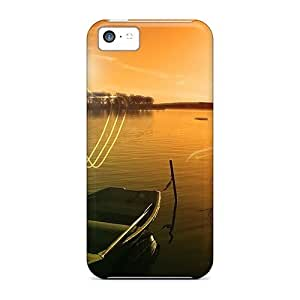 Iphone High Quality Tpu Case/ Boat CMAoqcl1243ewTFB Case Cover For Iphone 5c