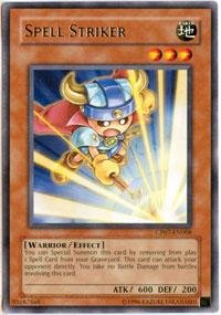 (Yu-Gi-Oh! - Spell Striker (CP07-EN008) - Champion Pack Game 7 - Promo Edition - Rare)