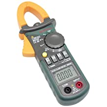 MASTECH MS2108 Double Insulation 6600 Counts Digital Digital AC/DC Clamp Meter
