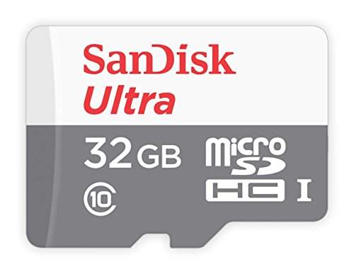 SanDisk 32 GB micro SD Memory Card for All-New Fire Tablets and All-New Fire TV