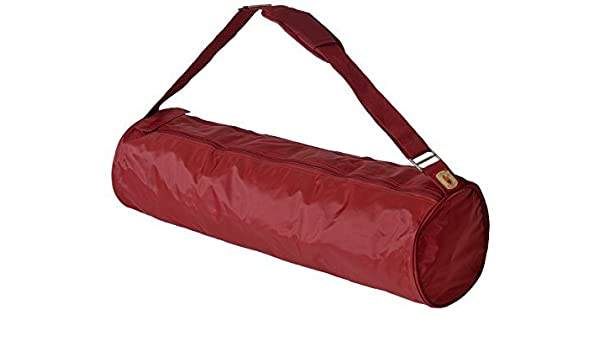 Sac à tapis de yoga Urban-Bag 70cm X 20cm - Bordeaux: Amazon ...