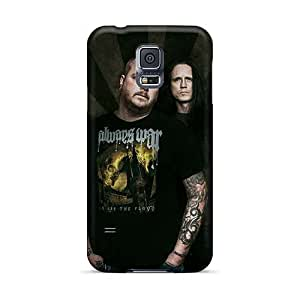 Samsung Galaxy S5 KcG16605NmTX Support Personal Customs Colorful Papa Roach Skin Best Hard Phone Covers -DrawsBriscoe