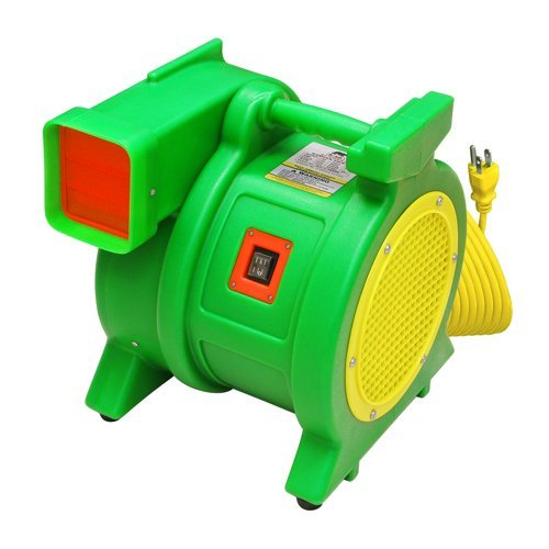 B-AIR Kodiak 1.5 HP ETL Bounce House Blower For Large Bounce Houses and Inflatables Slides [並行輸入品]   B07DWTXPPB