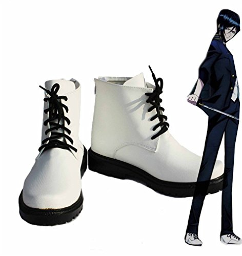 Bromeo K RETURN OF KINGS Anime Yatogami Kuroh Cosplay Schuhe