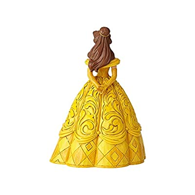 Enesco Disney Traditions Belle with Chip Charm: Home & Kitchen