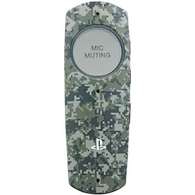 amazon com ps3 bluetooth headset urban camo playstation 3 video rh amazon com