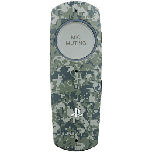 Sony Bluetooth Laptops (PS3 Bluetooth Headset - Urban Camo)