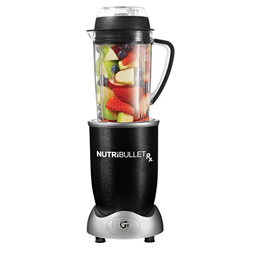 magic bullet nutribullet rx n17 1001 blender black
