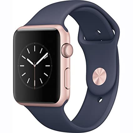 Amazon.com: Apple Watch Series 1 Smartwatch 42mm Rose Gold ...