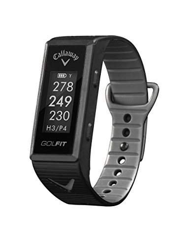 Callaway Golfit Golf GPS Band (with Fitness Tracking) by Callaway