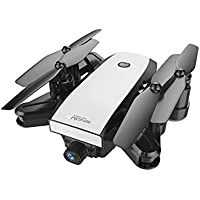 Littleice LH-X28GWF Dual GPS FPV 2.4G 4 Axis Remot Control Quadcopter Foldable Drone with 1080P HD Camera Wifi Headless Mode