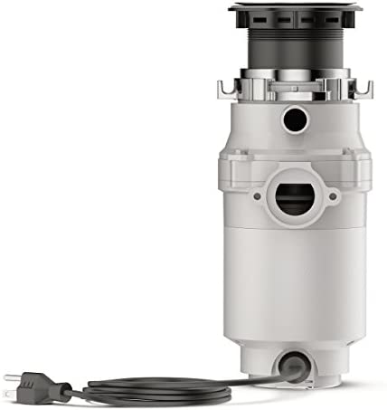 Waste King L-1001 Garbage Disposal with Power Cord, 1 2 HP