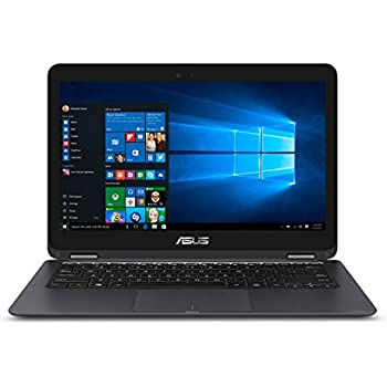 ASUS 2-in-1 Flip Thin and Light Laptop, 13.3-inch Full-HD Touchscreen , Intel Core i5-7Y54 Processor, 8GB DDR3 RAM, 512GB SSD, Windows 10 - UX360CA-AH51T