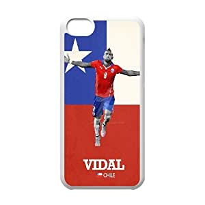 iPhone 5C Phone Case Arturo Vidal CB86196