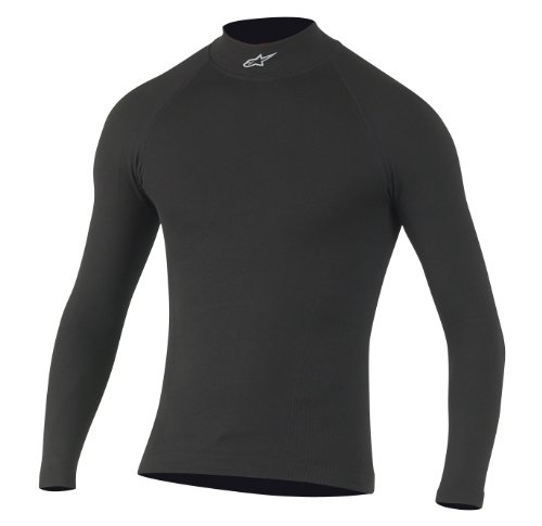 Alpinestars Winter Tech Performance Top (Black, X-Small/Small)