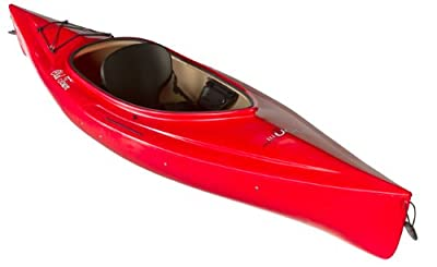 01.5522.0060 Old Town Canoes & Kayaks Loon 111 Recreational Kayak, Red from Johnson Outdoors Watercraft