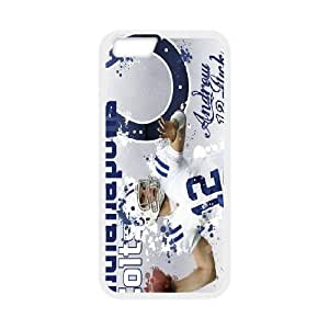 High Quality Phone Case For Apple Iphone 6 Plus 5.5 inch screen Cases -Andre-case NFL cell phone case covers Indianapolis Colts Andrew Luck -LiuWeiTing Store Case 12