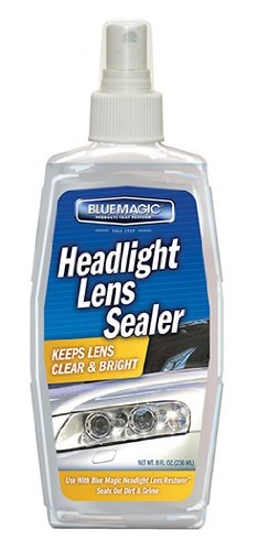 Headlight Lens (Blue Magic 730-6 Headlight Lens Sealer - 8)