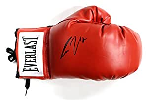 Conor McGregor Signed Autographed Red Everlast Boxing Glove PAAS COA