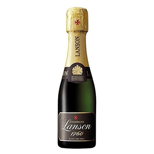 41lTt1b hhL Lanson-Champagne-Black-Label-Brut-200ml-Pack-of-20cl
