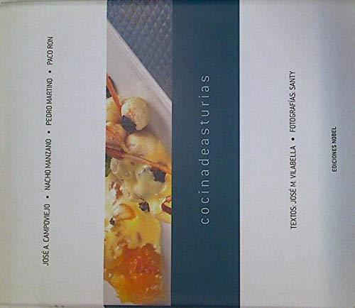 Cocina de Asturias: Amazon.es: Campoviejo, J.A.: Libros