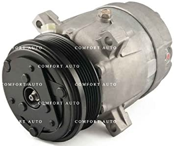 AC Compressor /& A//C Clutch For Chevy Camaro /& Pontiac Firebird 1995-2002
