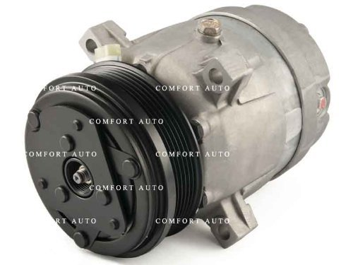(1995 - 2002 Chevrolet Camaro Pontiac Firebird V6 3.8L / 1997 Pontiac Grand Prix V6 3.8L New AC Compressor With 1 Year Warranty )