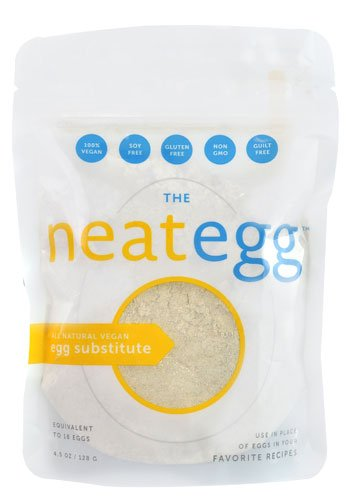 Neat Foods The Neat Egg Vegan Egg Substitute -- 5.5 oz - 2 pc