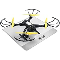 SHY-Drone Quadcopter- Foldable JJRC H39 RC Quadcopter WiFi HD FPV Camera 2.4GH 4CH 6-Axis VS H37 Drone, Flight Stability and Easy to Fly for Beginner, Black