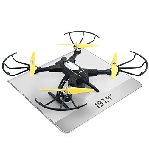 Challenger Box Board (SHY-Drone Quadcopter- Foldable JJRC H39 RC Quadcopter WiFi HD FPV Camera 2.4GH 4CH 6-Axis VS H37 Drone, Flight Stability and Easy to Fly for Beginner, Black)