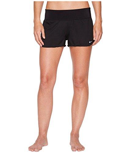 (Nike Women's Element Boardshorts Black Medium)