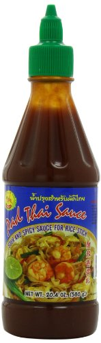Dragonfly Pad Thai Sauce, 20.4-Ounce (Pack of 4)