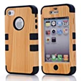 iPhone 4, iPhone 4 case, , case for iPhone 4, Leopardcases Carryberry Silicone Design Hybrid case for iPhone 4 4S 4G
