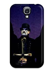 High Grade CharlesRaymondBaylor Flexible Tpu Case For Galaxy S4 - King Diamond