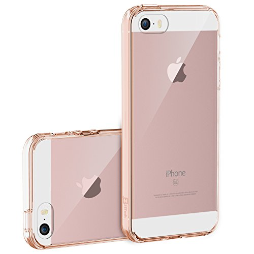 iphone se case jetech apple iphone se 5s 5 case bumper. Black Bedroom Furniture Sets. Home Design Ideas