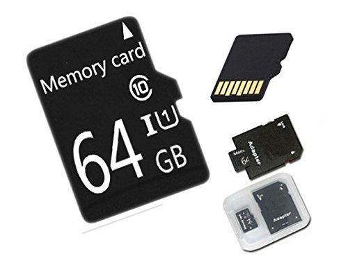 2 Gb Tf Card - Mini Memory Card, Micro Class10 SD SDHC 8gb 16gb 32gb 128gb Real capacity USB micro TF card + Adapter