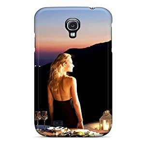 Fashion Protective Waiting Case Cover For Galaxy S4