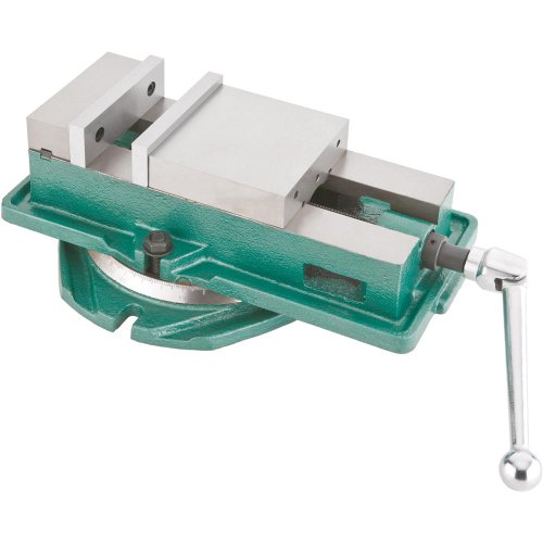 Grizzly G7154 Premium Milling Vise, 5-Inch by Grizzly