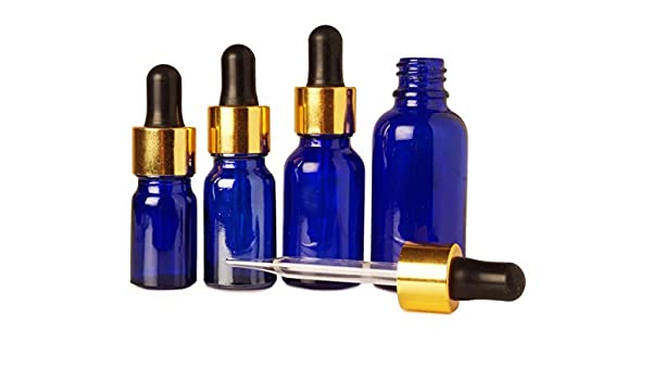 ... vidrio vacío de cobalto gotas azules botellas redondas boston de gotas para los ojos de los aceites esenciales recargables de suero de 50 ml por mayor ...