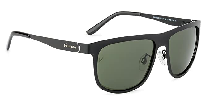 6f513a9ca6a8f Velocity Wayfarer Sunglass  Amazon.in  Clothing   Accessories