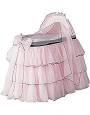 BabyDoll Sherbert Bassinet Set, Pink
